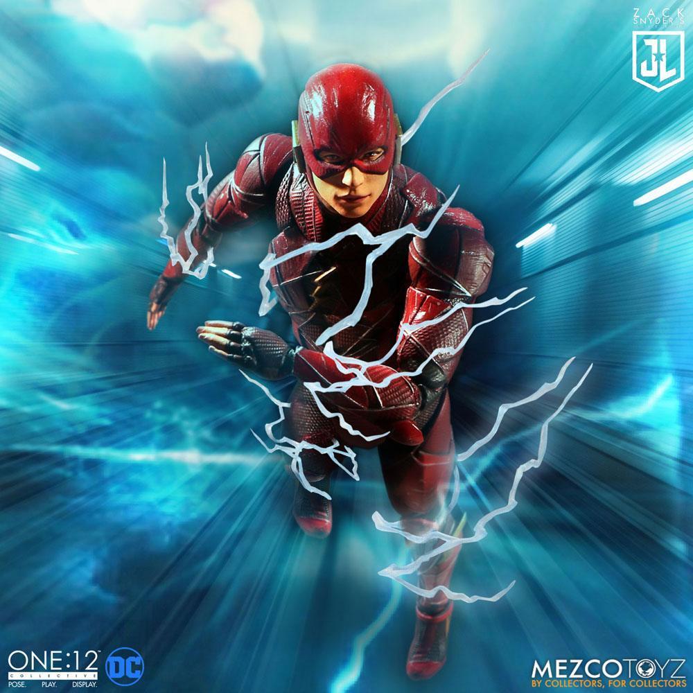 Mezco figurine batman flash superman suukoo toys collection 8