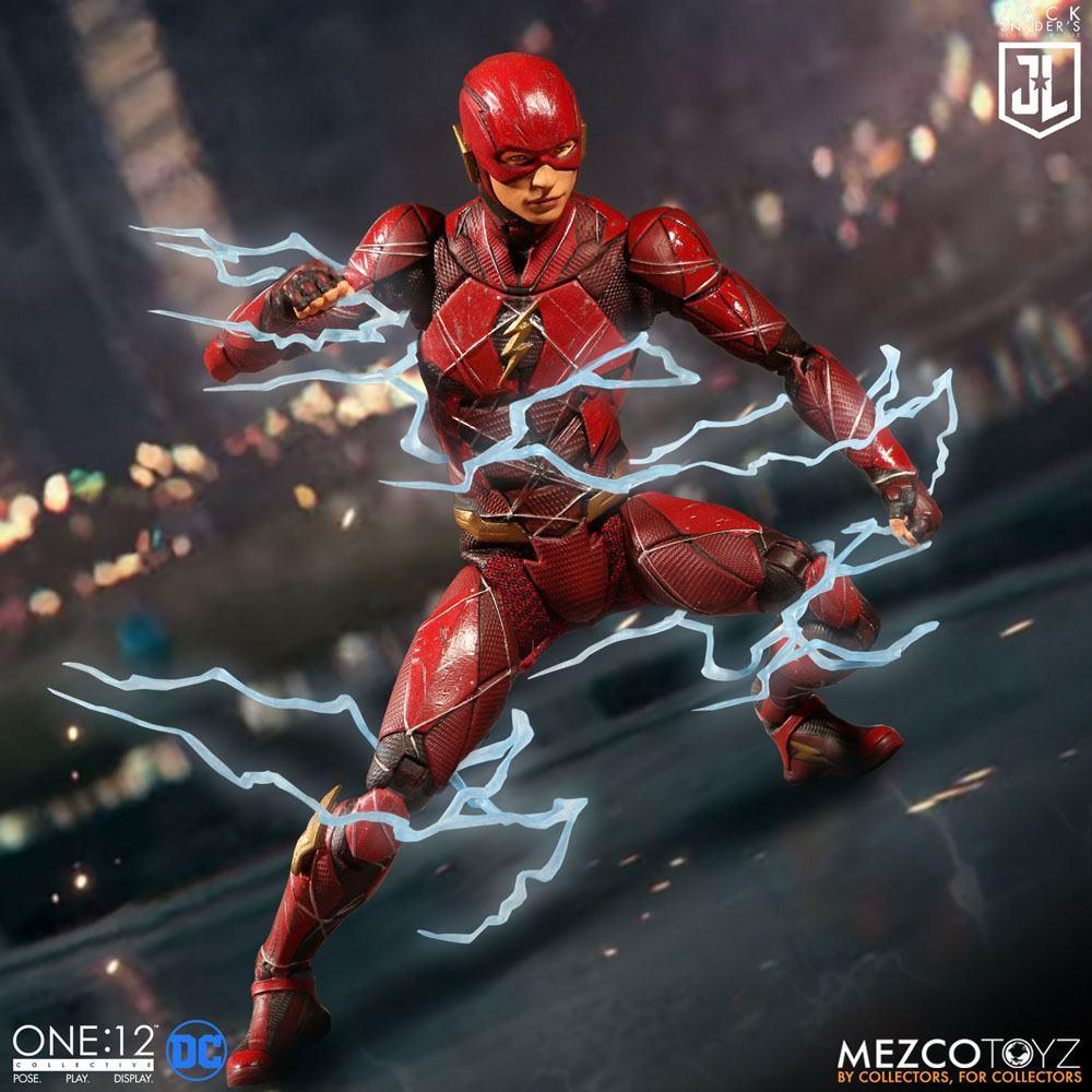 Mezco figurine batman flash superman suukoo toys collection 9