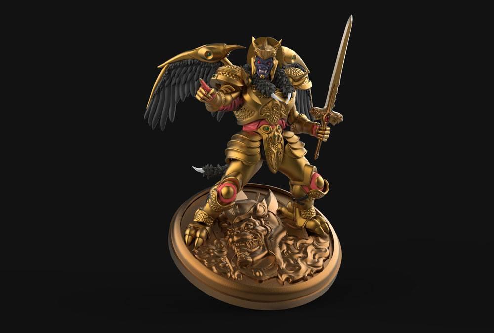 Mighty morphin power rangers statuette pvc 18 goldar 40 cm 1