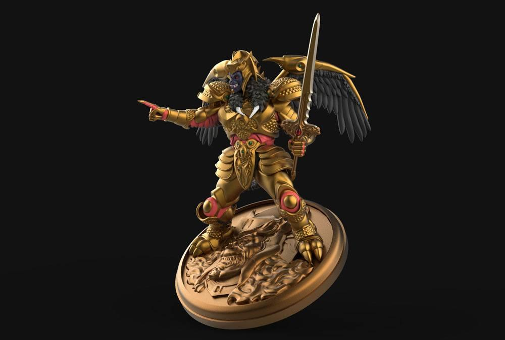 Mighty morphin power rangers statuette pvc 18 goldar 40 cm 3