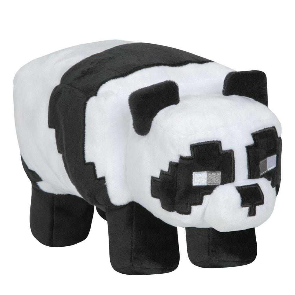 Minecraft peluche adventure panda 24 cm