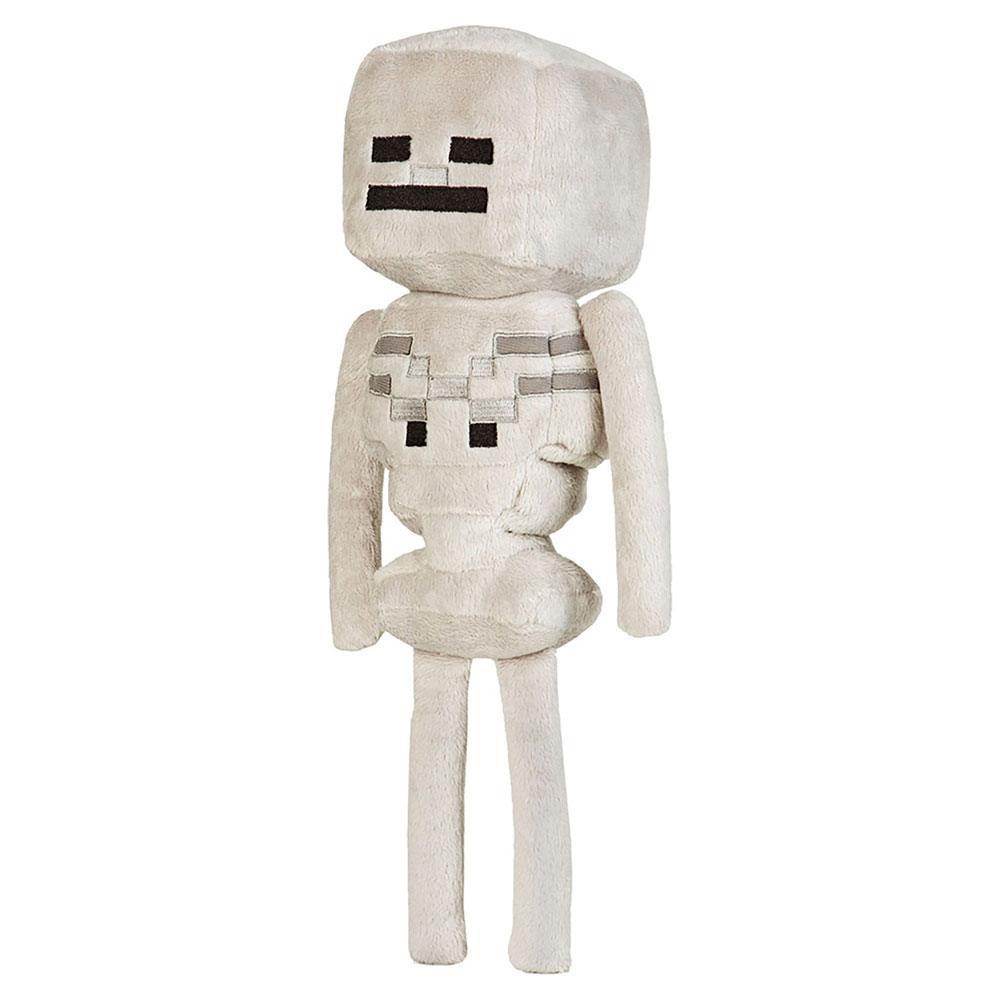 Minecraft skeleton peluche 1