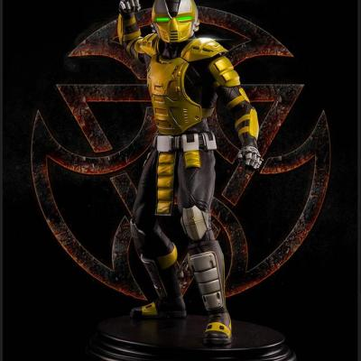 Mortal Kombat Klassic Statue 1/4 Cyrax 52 Cm résine Regular Pcs