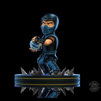 Figurine Mortal Kombat diorama Q-Fig Sub-Zero 10 cm