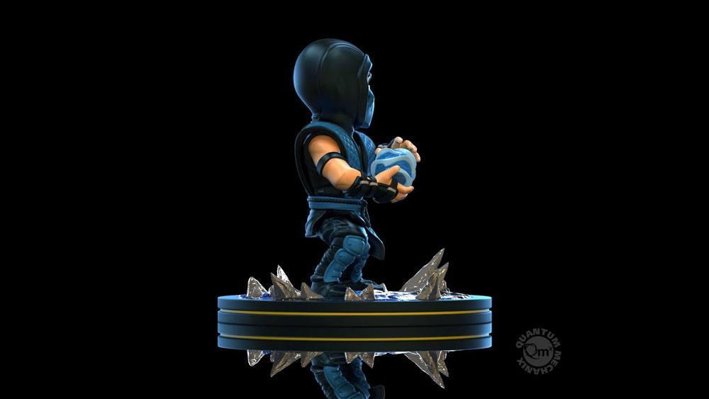 Mortal kombat diorama q fig sub zero 10 cm 2