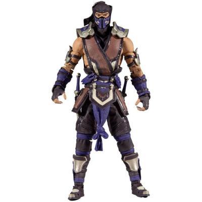Mortal Kombat figurine Sub Zero (Winter Purple Variant) 18 cm