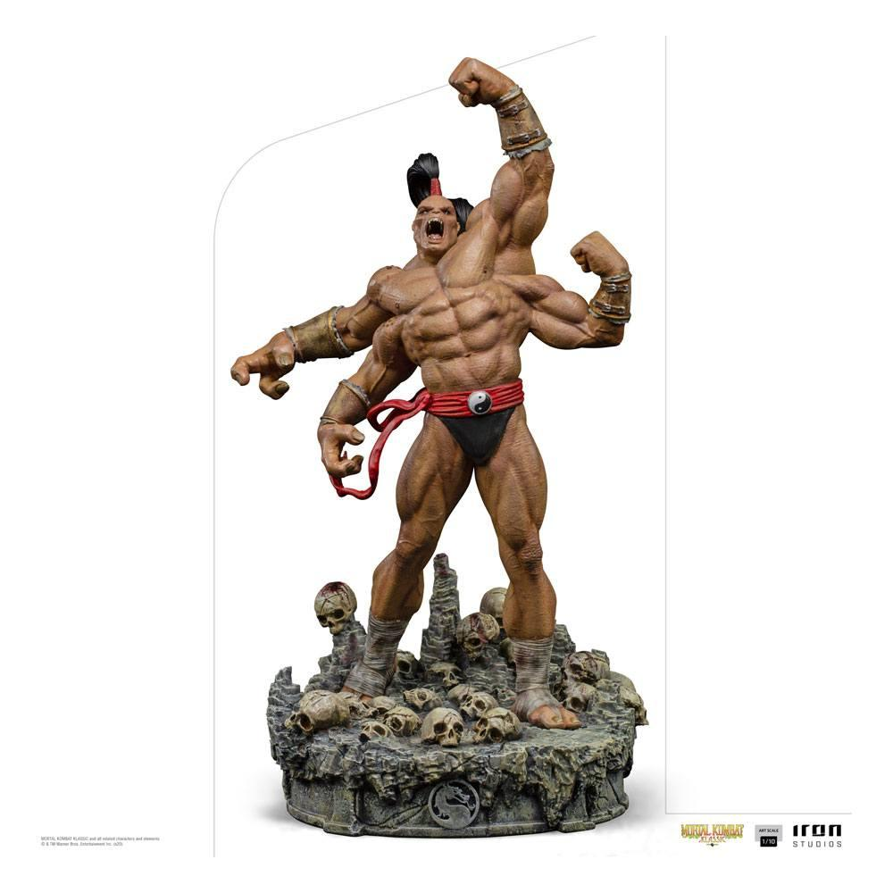 Mortal kombat statuette 110 art scale goro 36 cm 1