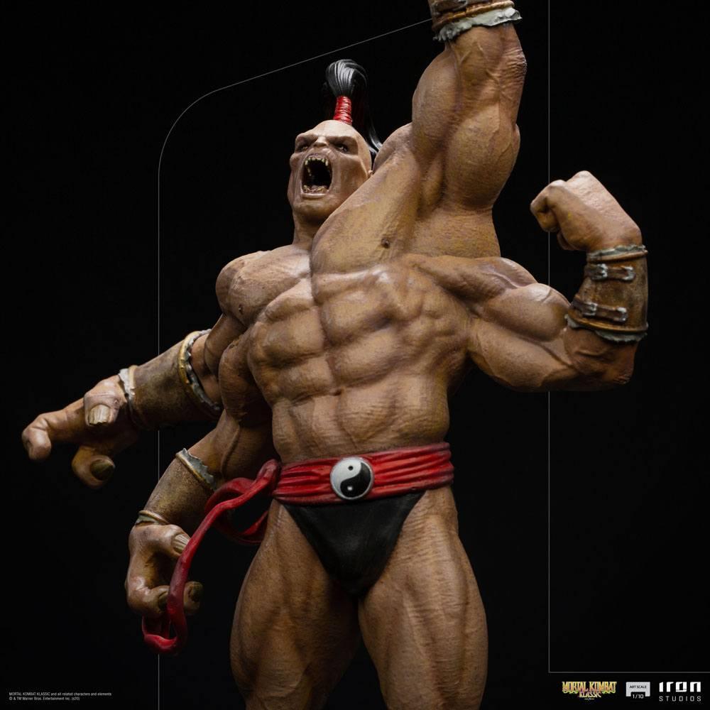 Mortal kombat statuette 110 art scale goro 36 cm 10