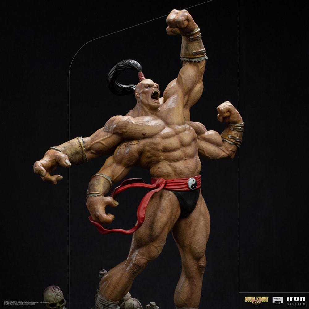 Mortal kombat statuette 110 art scale goro 36 cm 11