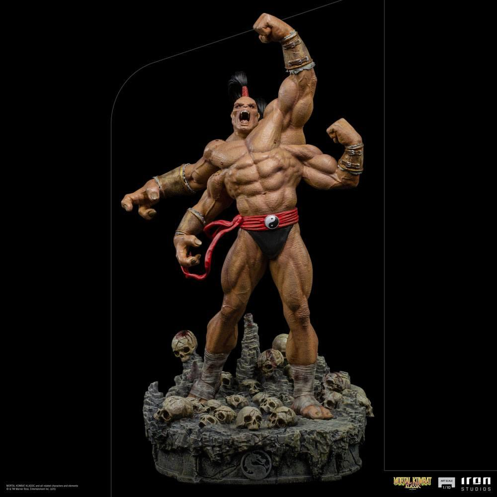 Mortal kombat statuette 110 art scale goro 36 cm 12