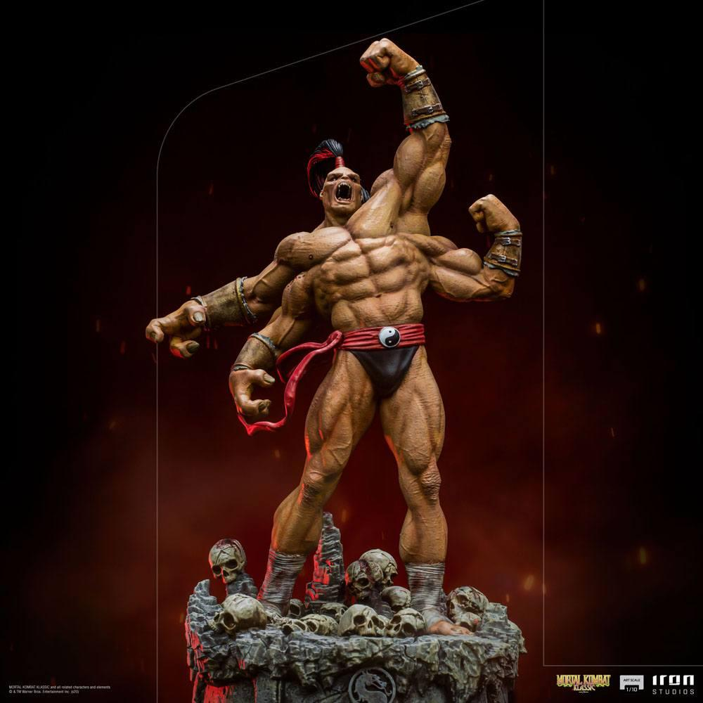 Mortal kombat statuette 110 art scale goro 36 cm 2