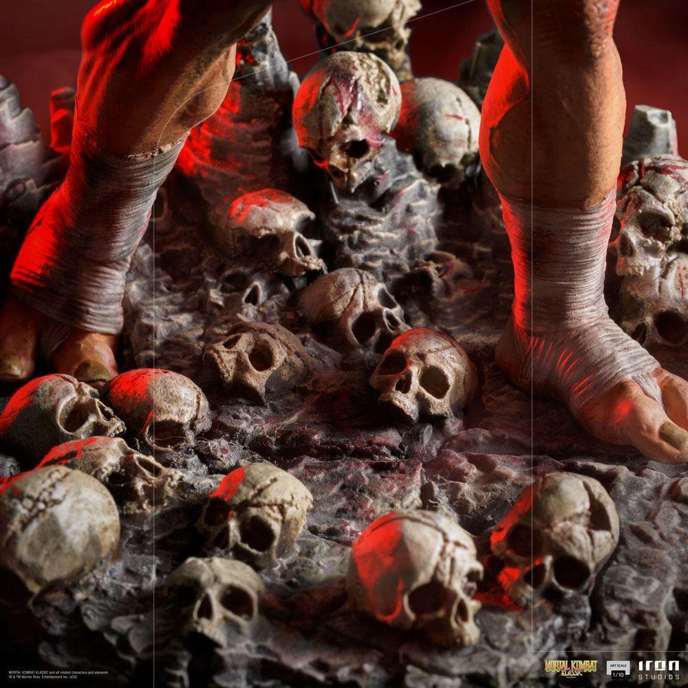 Mortal kombat statuette 110 art scale goro 36 cm 3