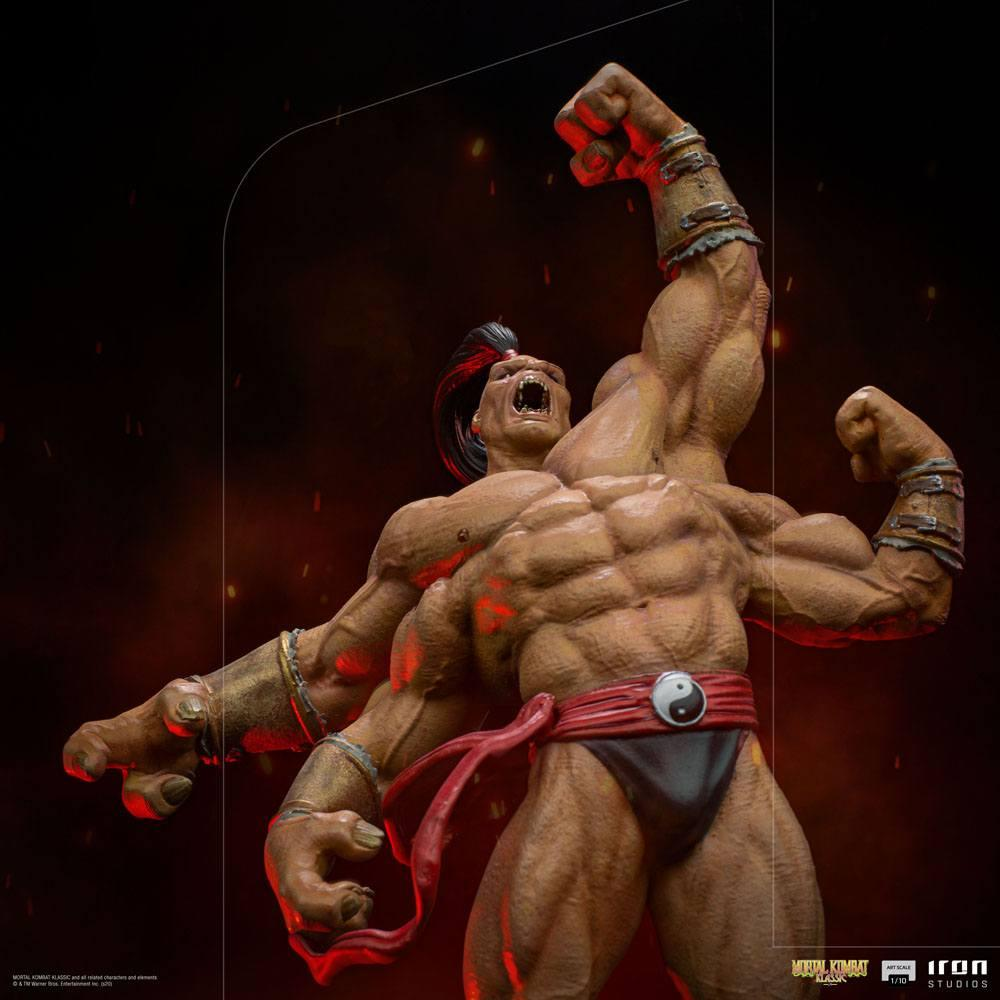 Mortal kombat statuette 110 art scale goro 36 cm 4