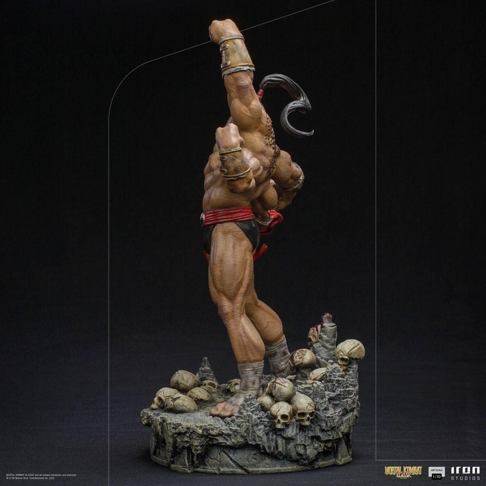 Mortal kombat statuette 110 art scale goro 36 cm 6