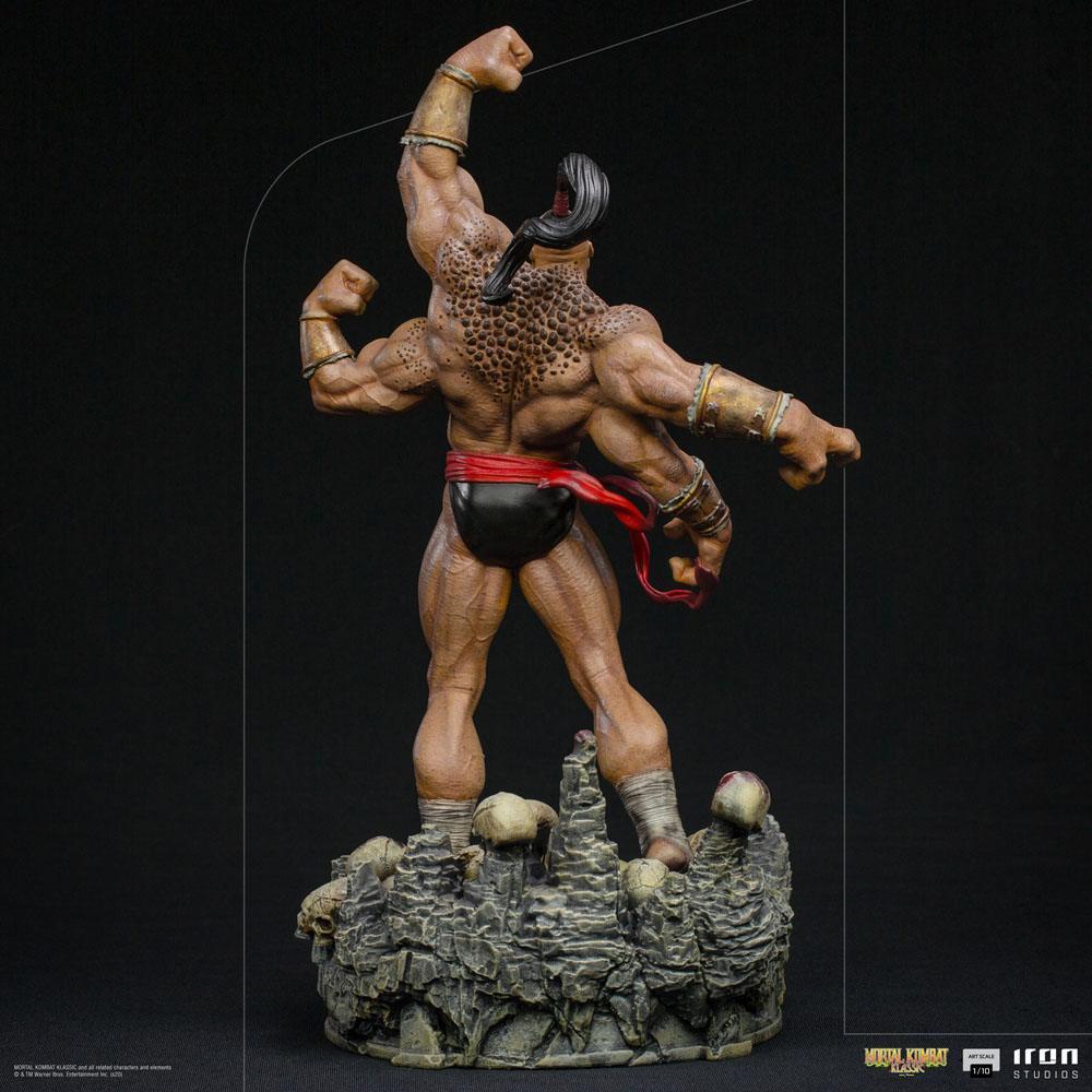 Mortal kombat statuette 110 art scale goro 36 cm 7