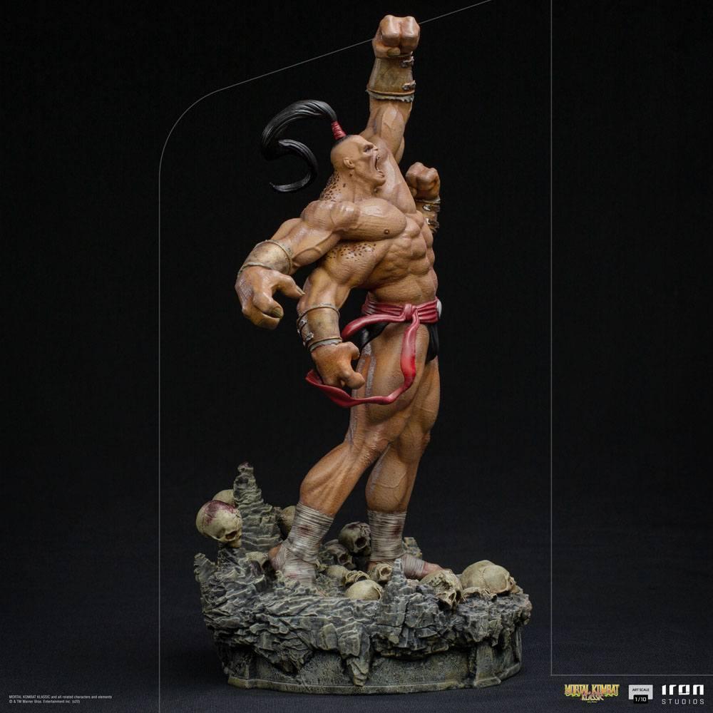 Mortal kombat statuette 110 art scale goro 36 cm 8