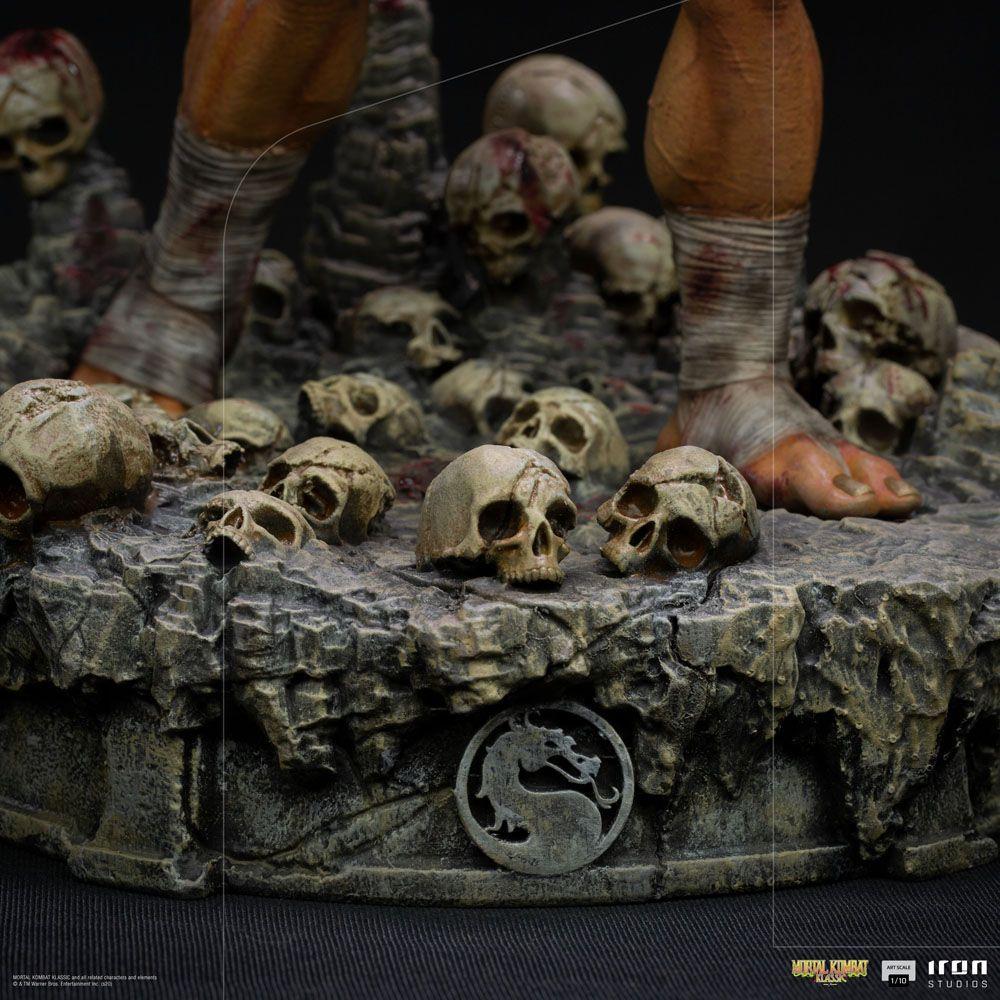 Mortal kombat statuette 110 art scale goro 36 cm 9