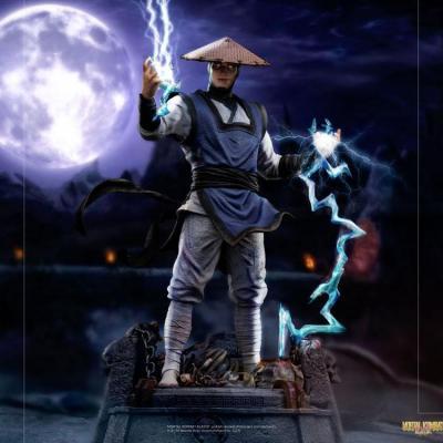 Mortal Kombat statuette 1/10 Art Scale Raiden 24 cm