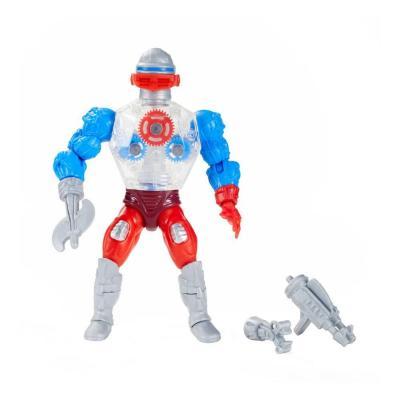 Masters of the Universe Origins 2020 figurine Roboto 14 cm