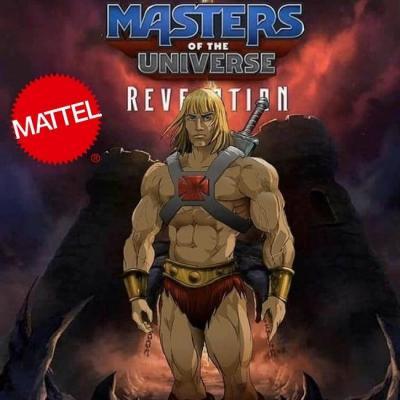 MOTU Masters Of The Universe Revelation Battlecat 27cm