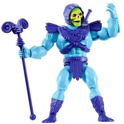Motu skeletor figurine masters of the univers