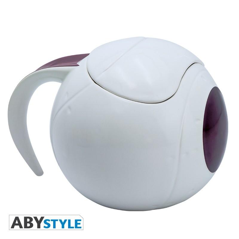 Mug 3d heat change vaisseau vegeta