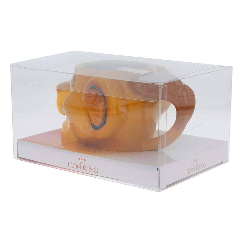 Mug 3d le roi lion disney suukoo toys 2
