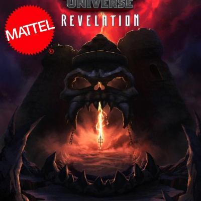 MOTU Masters Of The Universe Revelation Maa 18cm