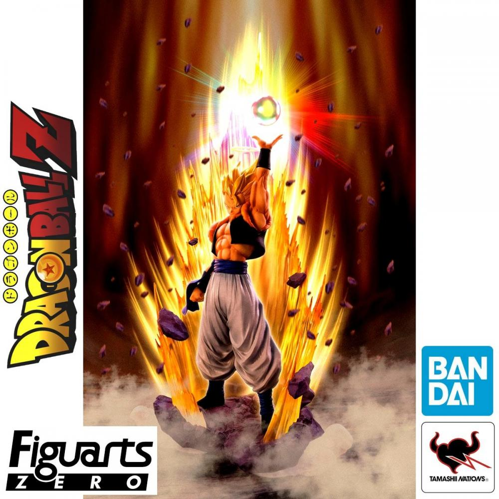 Fusion reborn Gogeta super saiyan (SSJ)