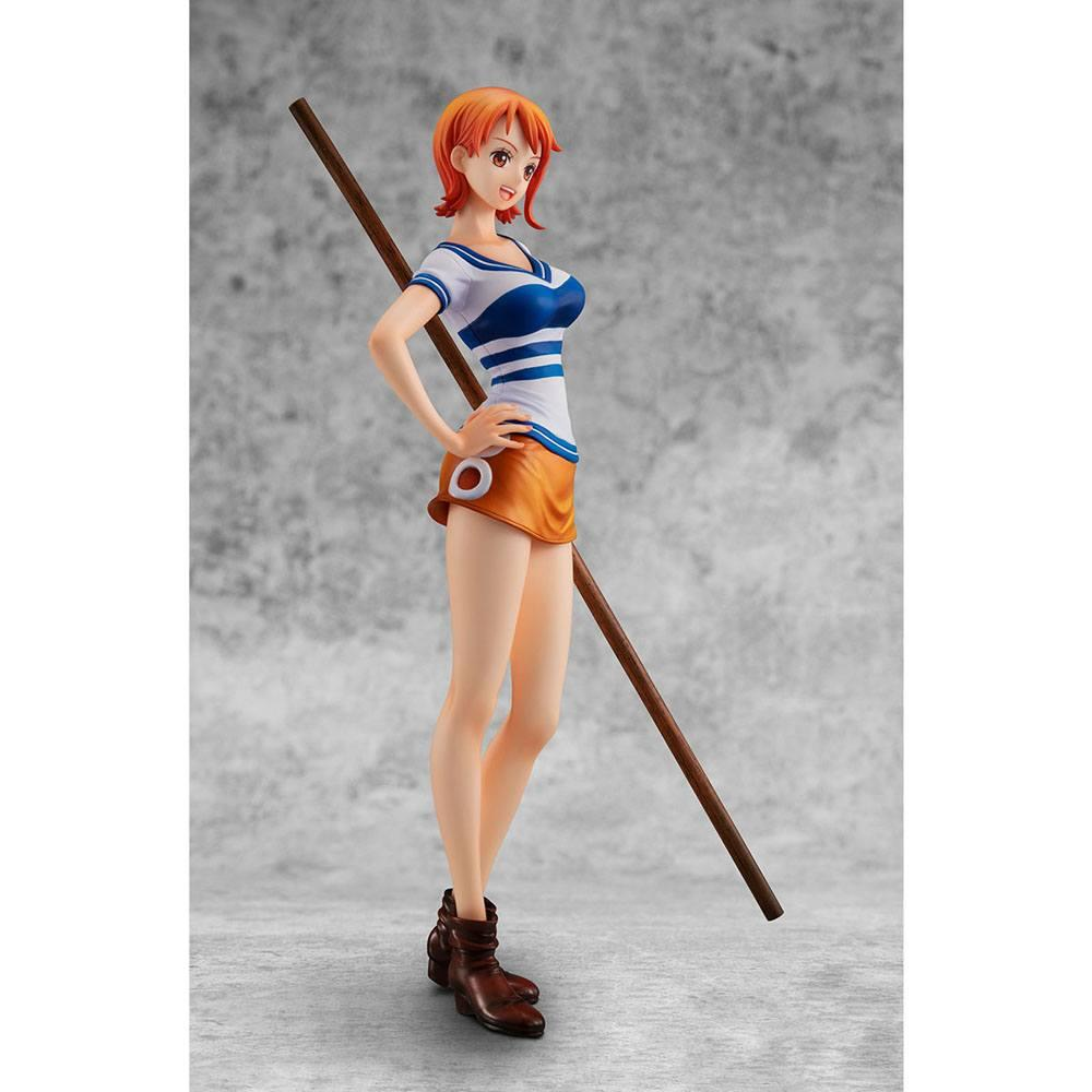 Nami one piece statuette megahouse collection suukoo toys 6
