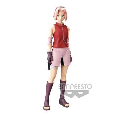 Naruto Shippuden statuette Grandista Sakura Haruno Shinobi Relations 23 cm