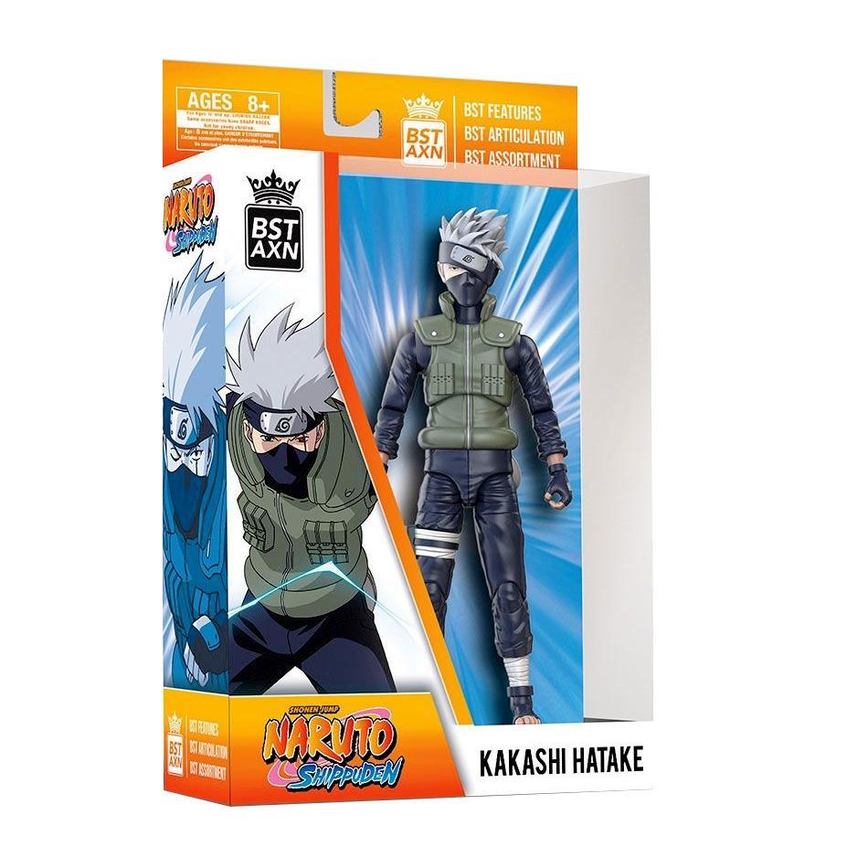 Naruto shippuden figurines kakashi hatake 1