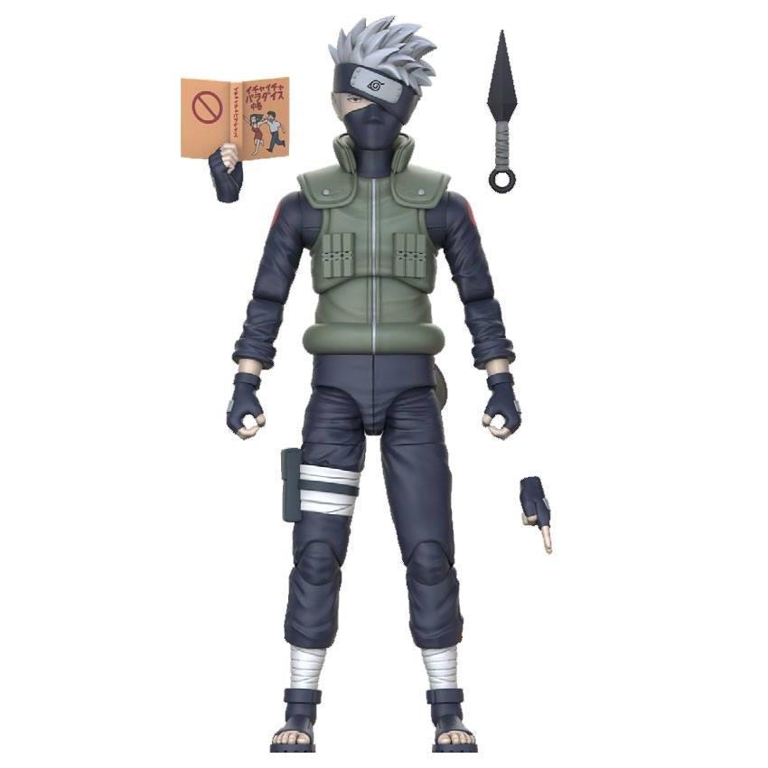 Naruto shippuden figurines kakashi hatake 2