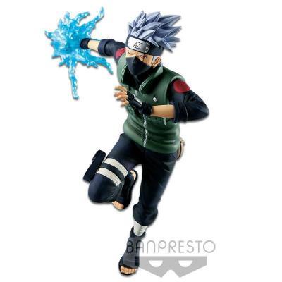 Naruto shippuden statuette vibration stars hatake kakashi figurine banpresto 1