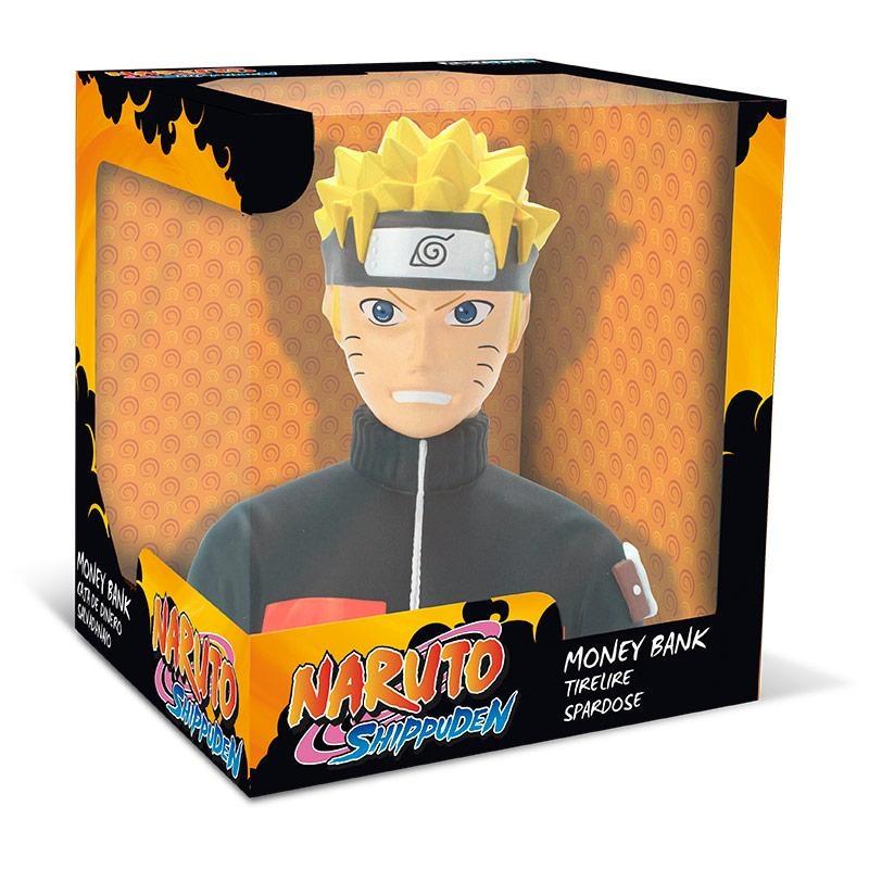 Naruto shippuden tirelire naruto 4