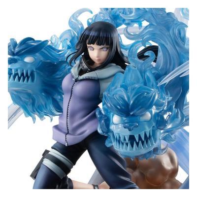 Naruto statuette Gals DX Hinata Ver. 35 cm Megahouse