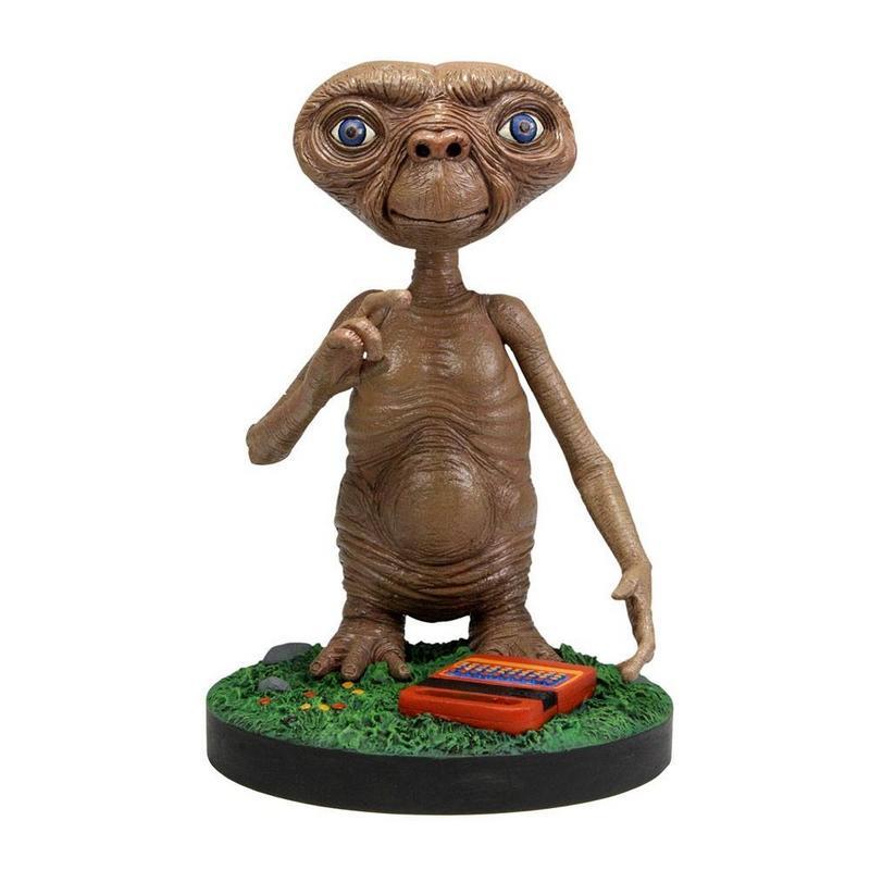 Neca figurine bobbles head e t