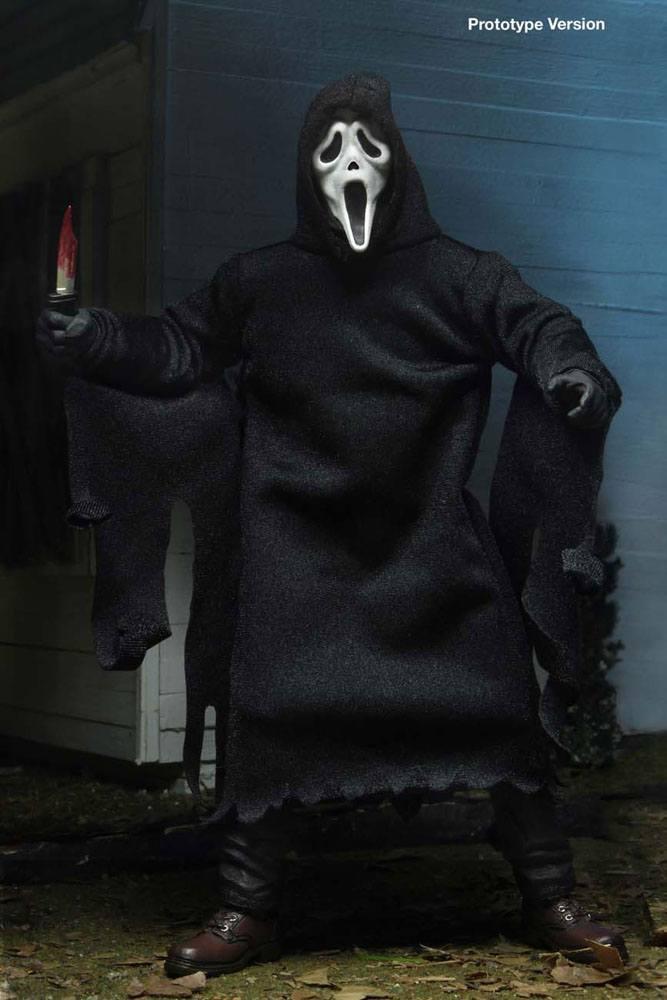 Neca ghostface scream figurine articulee 3