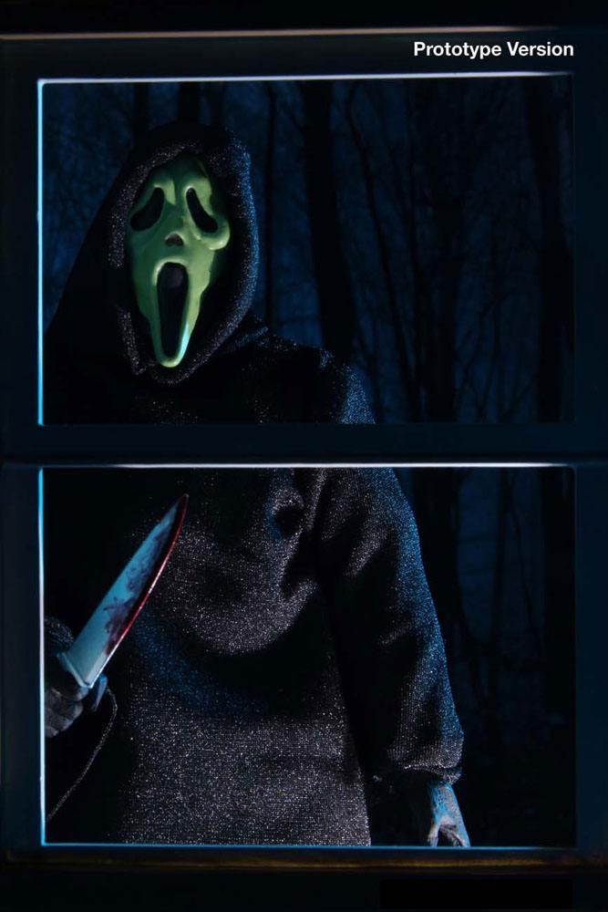 Neca ghostface scream figurine articulee 5