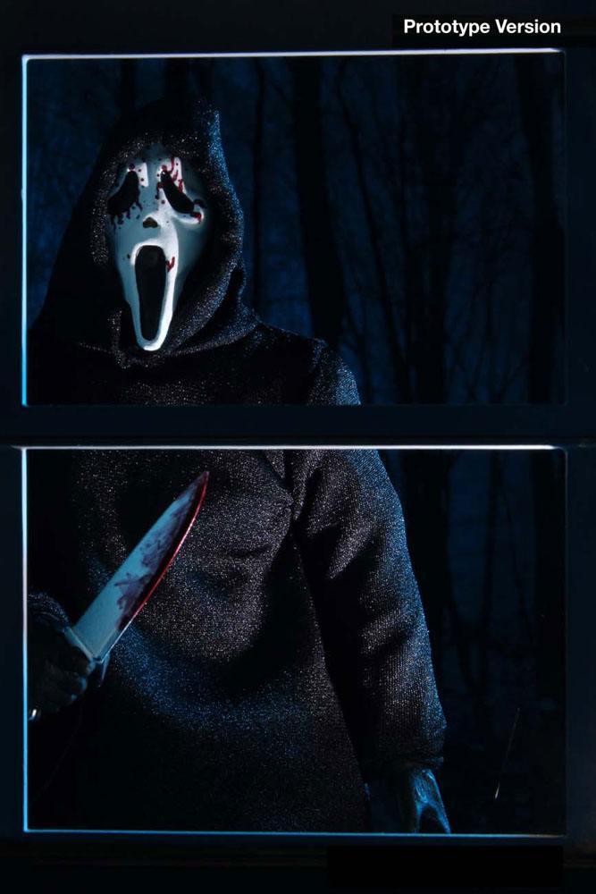 Neca ghostface scream figurine articulee 6