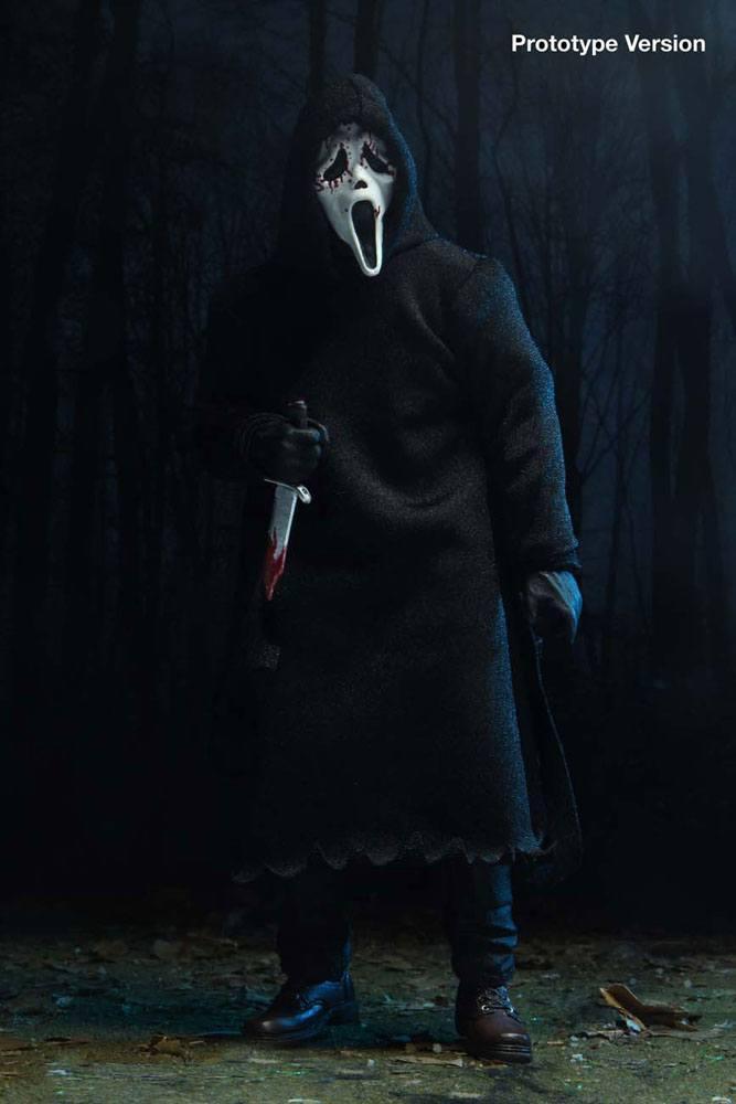 Neca ghostface scream figurine articulee 7