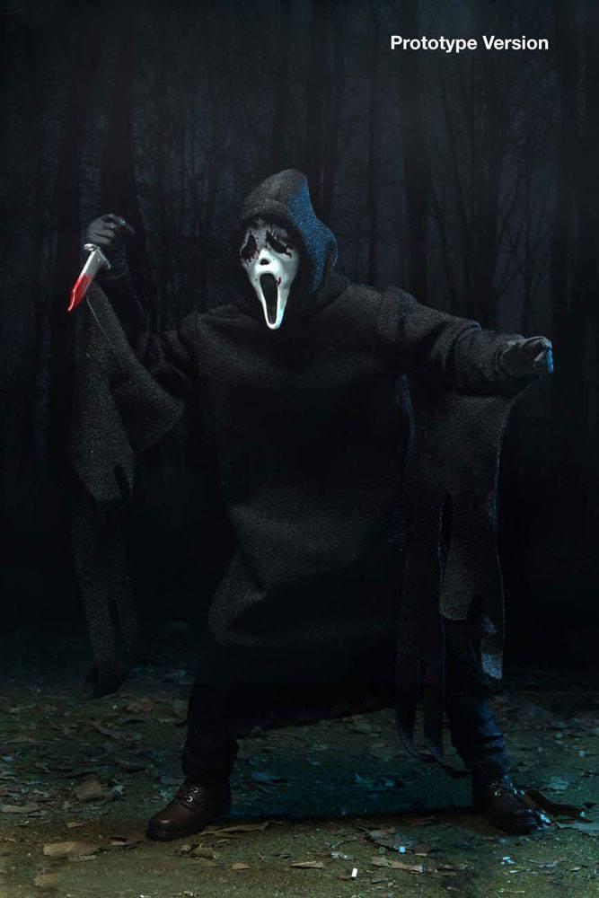 Neca ghostface scream figurine articulee 8