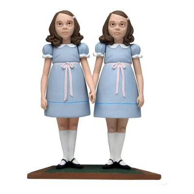 Shining pack 2 figurines The Grady Twins 15 cm