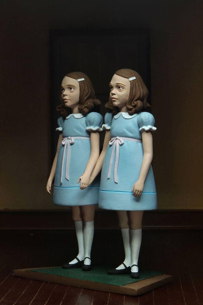 Neca shining figurines the grady twins suukoo toys 2