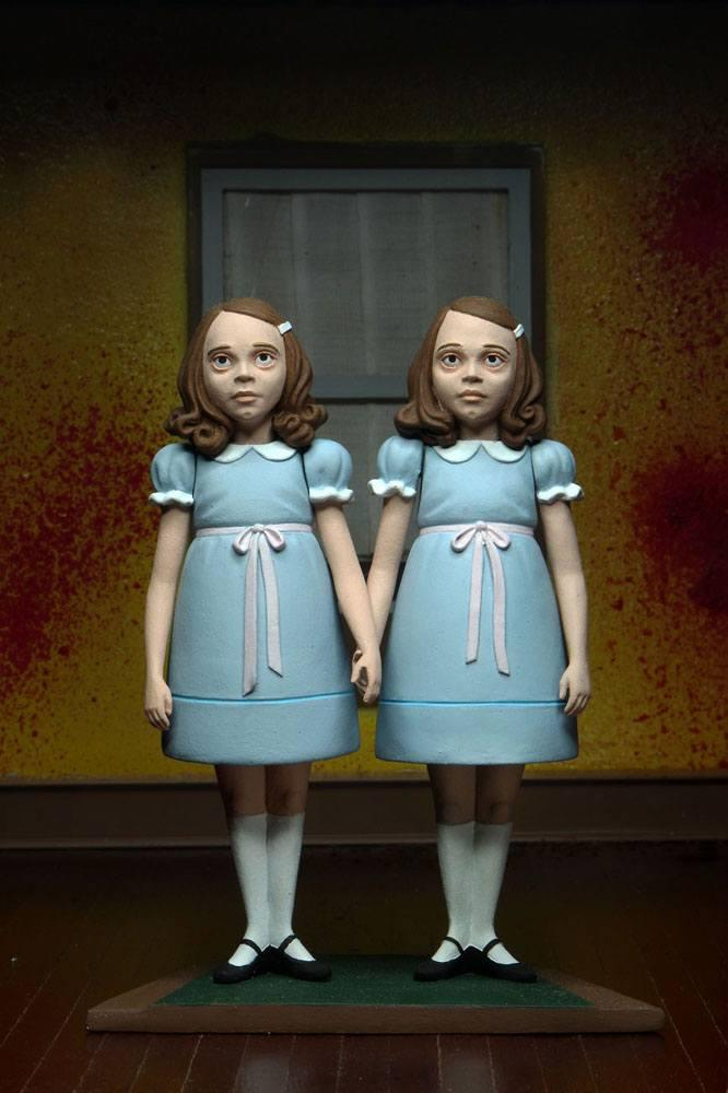 Neca shining figurines the grady twins suukoo toys 3