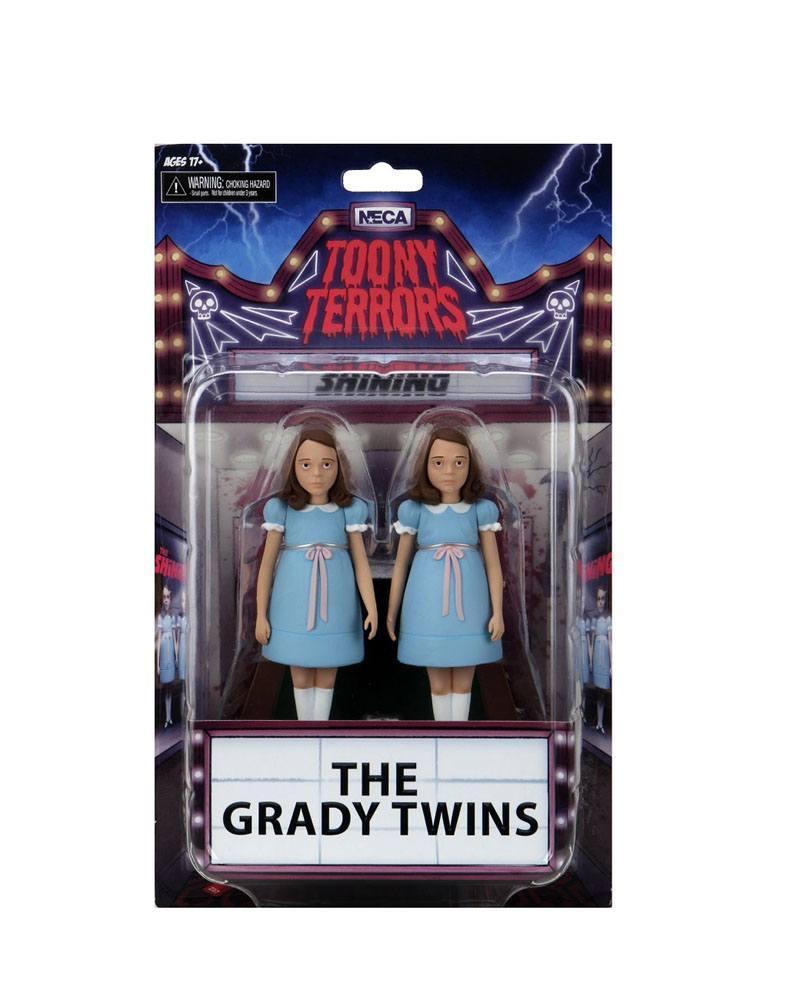 Neca shining figurines the grady twins suukoo toys 4