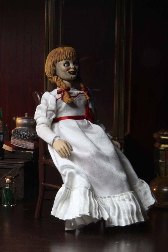 Neca the conjuring universe figurine retro annabelle 20 cm 10