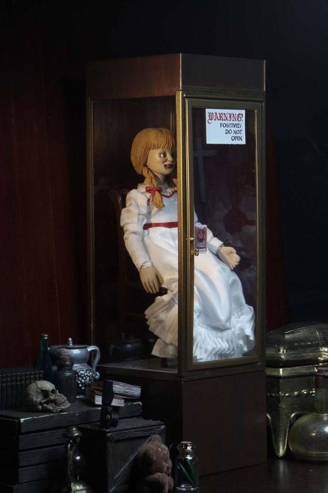 Neca the conjuring universe figurine retro annabelle 20 cm 7