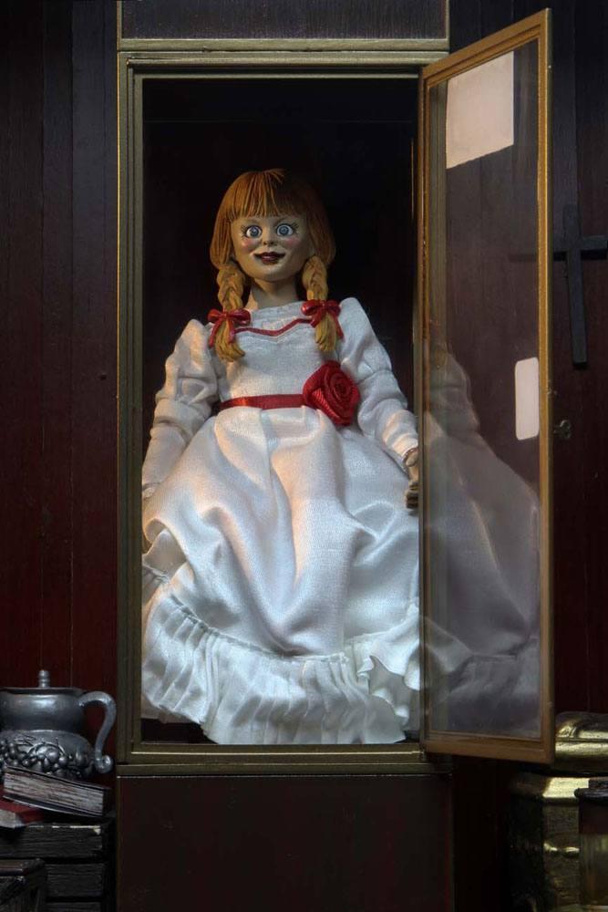 Neca the conjuring universe figurine retro annabelle 20 cm 8