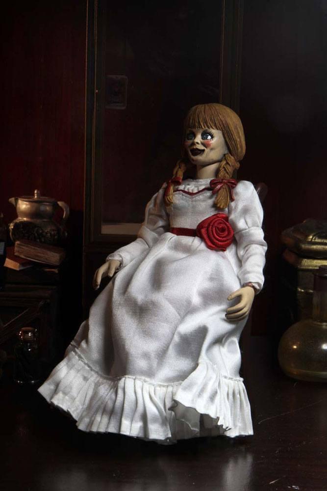 Neca the conjuring universe figurine retro annabelle 20 cm 9